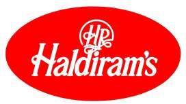Full Time Job In HALDIRAMS NAMKEEN & SWEETS. 98113/47926