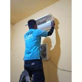Cuci ac,Service ac,Saluran mampet,Sedot wc,Renovasi bangunan