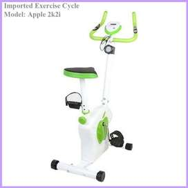 Apple Magnetic Gym Cycle & Workout Bike,Workout is must for health