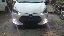 Toyota Aqua Model (2012-2015 ) BodyKit