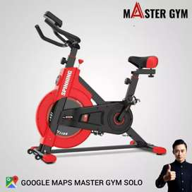 Spinning Bike - Pusat Alat Fitness - Be Fit Be Healthy !! #9030