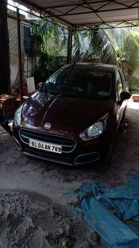 Fiat Punto Evo 2015 Diesel Well Maintained