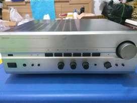 Amplifier Denon PMA 1315R + SPEAKER KENWOOD