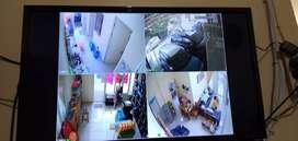 CCTV DAHUA HIKVISION ORI