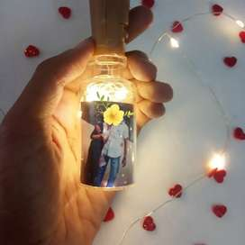 Light up your life - Bottle light