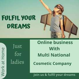 Business offer for ladies