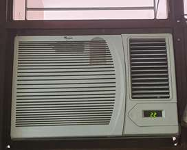 Whirlpool window ac three star