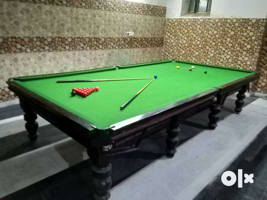 Snooker table and 2 Pool Tables 0