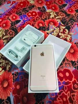 IPhone( 6s 32gb rose gold)