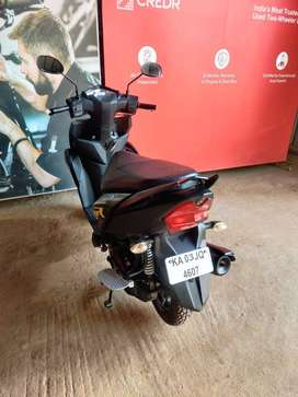 Good Condition Yamaha Ray Ray ZR with Warranty    4607 Bangalore