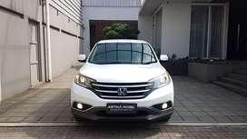 Honda CR-V 2.4 Prestige AT Matic CRV 2012 Putih ASTINA MOBIL
