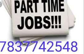 Require candidates for Offline Data entry jobs.Part time / Full time.