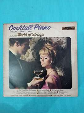 Vinyl / LP Cocktail Piano