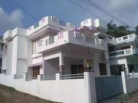4.25 cent 1700 sft house thevakkal kangarappady inFopark edappally