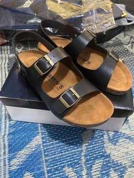 Sandal slop selop model birken / birkenstock