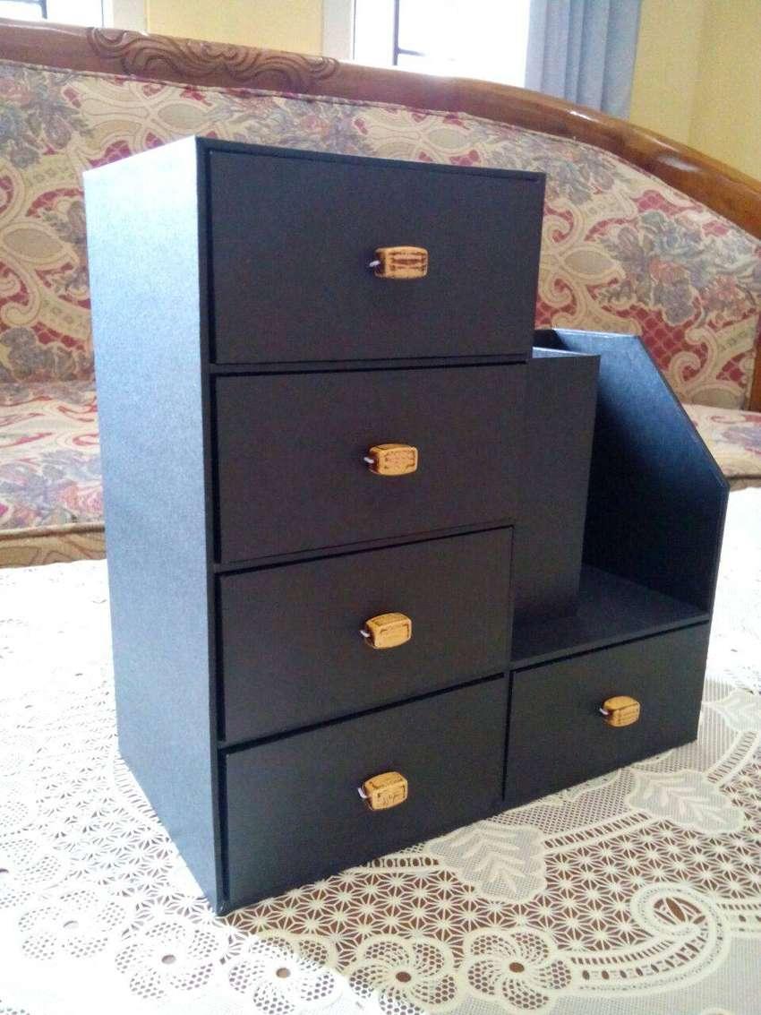 Kotak laci polos handmade 0
