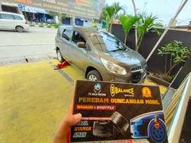 Otomatis Mobil Gak STIR BANTING lagi Setelah Pasangkan BALANCE Damper