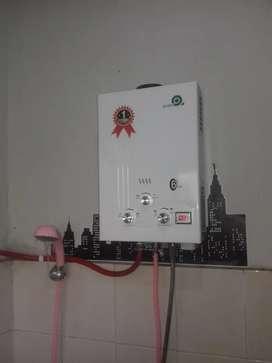 Water Heater Gas # Mandi Air Hangat Segar