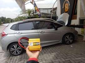 Pasang Iseo Power di ACCU Untuk Menstabilkan Kelistrikan pd Kendaraan