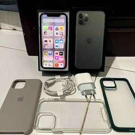 Iphone 11 Pro 256gb murah/ pemakain 2 Bulan