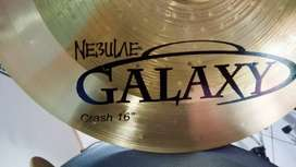 Cymbal Nebulae Galaksi Crash 16 inch