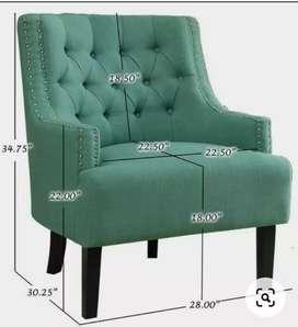 sofa retro single sofa