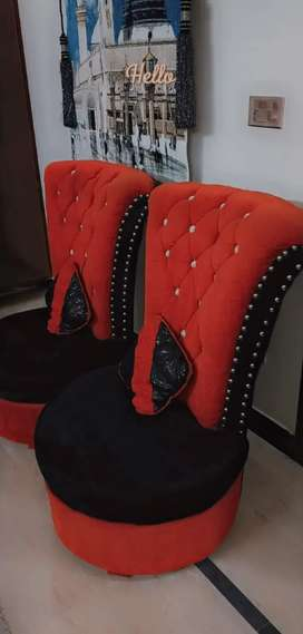 Sofa styled chairs