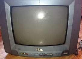 TELEVISI 14 inch -- Minus masih kawa di Baiki