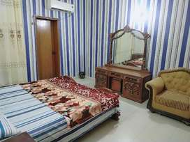 Guest room available  Daily weekly basis