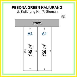 Tanah Pekarangan Jakal Km 7, Cocok Untuk Invest. Dekat UGM