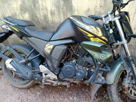 Sell my bike YAMAHA FZS