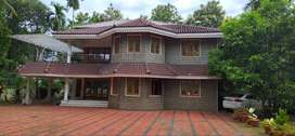 4500 sqft House with 30 cents plot for sale in Tripunithura