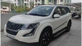 brand new army person owned XUV500 w11(o) white with 50 k accessories