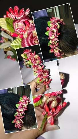 Hair brooch 1st Hand Product only.
