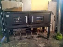 Oven Gas 1,5 M Api Atas Bawah