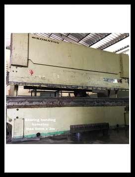 bengkel machining & manufacturing di jual bengkel beserta nama pt dan