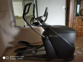 Cross trainer - octane fitness cross trainer