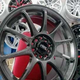 velg mobil bisa cicilan R17 buat ertiga terios ruhs innova livina CR-V