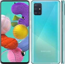 Samsung A51 on easy installments in Lahore