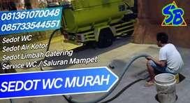 Sedot WC Wonokromo Surabaya Murah