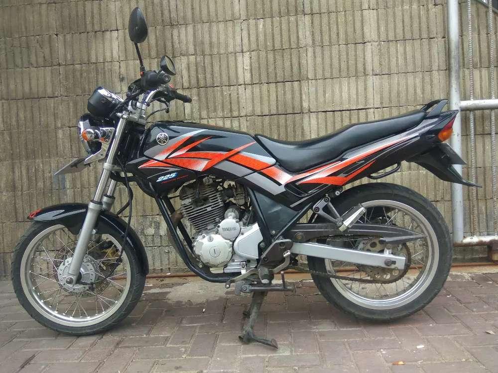 Yamaha Scorpio 225.cc asli kotak