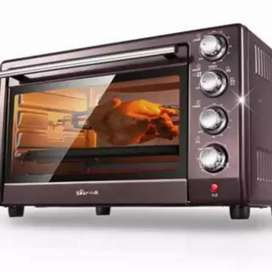 Counter Top Electric Baking Oven With Rotisserie option