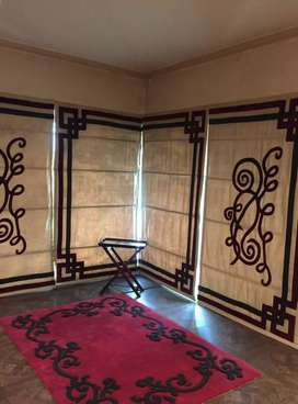 Blinds in excellent condition