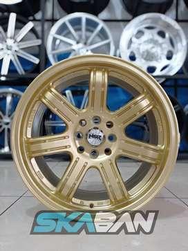 jual hsr wheel ring 17 utk mobil freed,mobilio,yaris,ignis