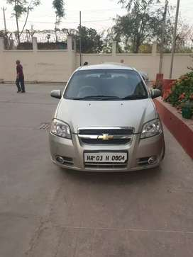 Chevrolet Aveo with 0004 VIP number