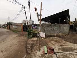 Dijual Tanah Strategis Hook Tambun Cibitung Bekasi pinggir jalan besar