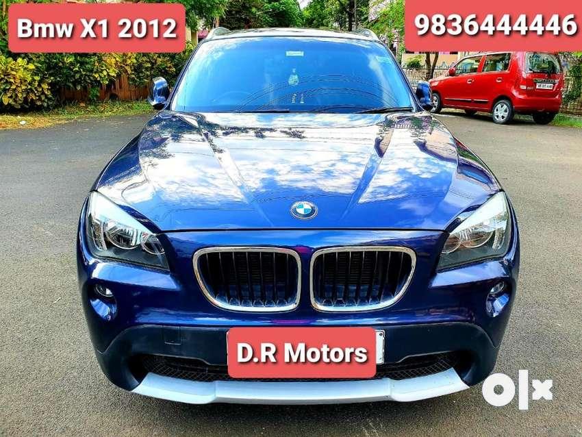 BMW X1 sDrive20d, 2012, Diesel 0