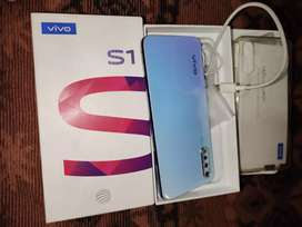 Vivo s1 mobile phone 4gb ram 128GB memory