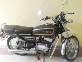 1993 Yamaha RX 100 in mint condition
