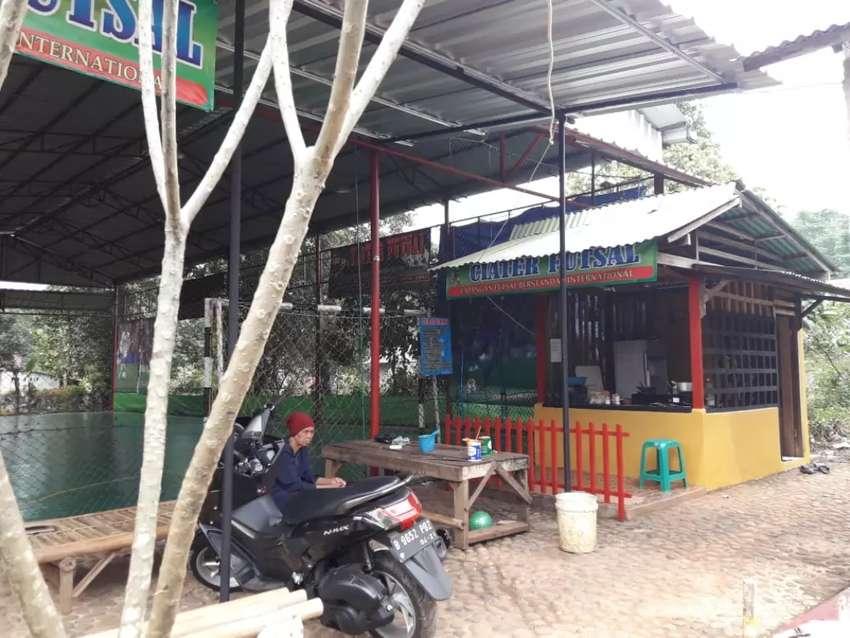 Dijual 1 Lapangan Futsal Interlock  Komplet